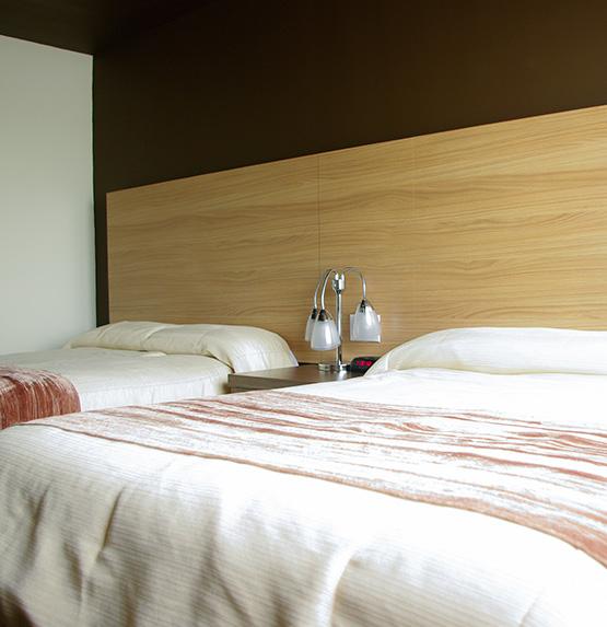 Chambres - Complexe hôtelier Le Cinquante cinq