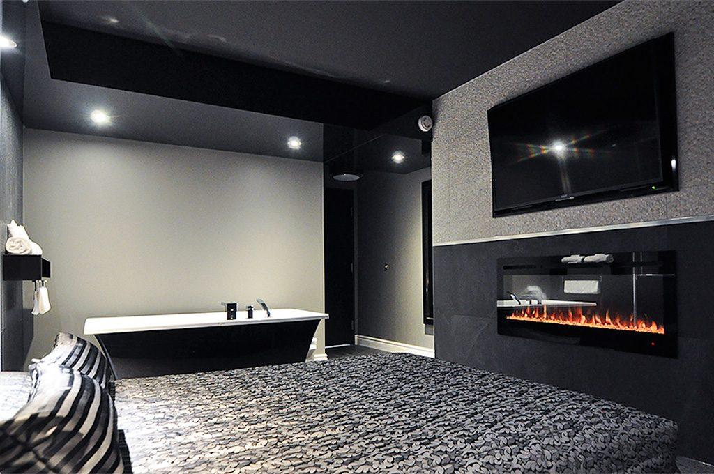 Luxury room- Complexe Le Cinquante-cinq