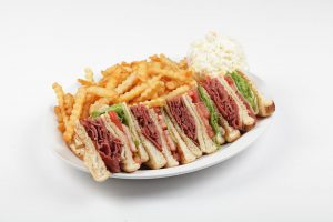 Club au smoked meat - Complexe Hotelier Le 55
