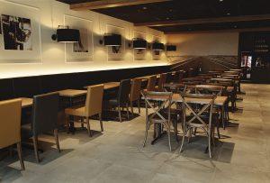 Salle à manger - Complexe Hotelier Le 55
